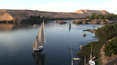 stock-footage-felluca-sailing-boat-nile-egypt